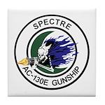 AC-130E Spectre Tile Coaster