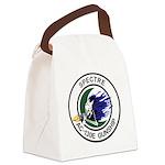 AC-130E Spectre Canvas Lunch Bag