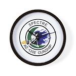 AC-130E Spectre Wall Clock