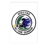 AC-130E Spectre Postcards (Package of 8)