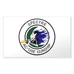 AC-130E Spectre Sticker (Rectangle 50 pk)