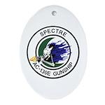 AC-130E Spectre Ornament (Oval)