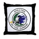 AC-130E Spectre Throw Pillow