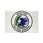 AC-130H Spectre Rectangle Magnet (10 pack)
