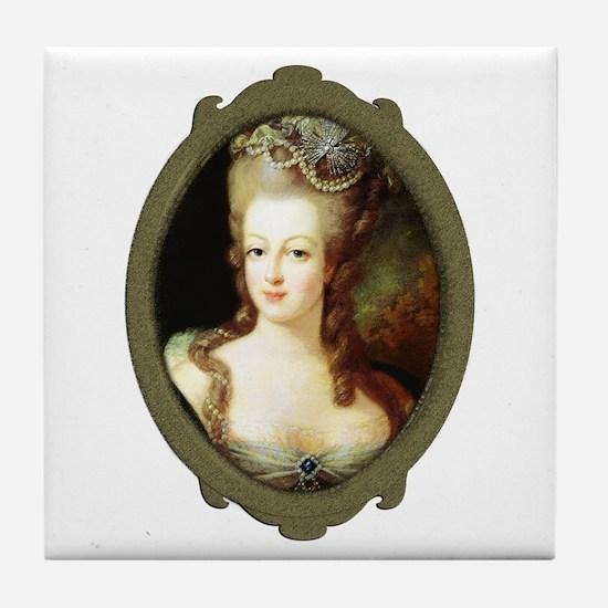 Marie-Antoinette - Tile Coaster