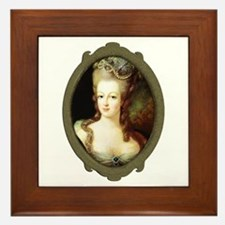 Marie-Antoinette - Framed Tile