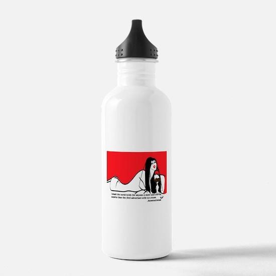 I doubt... Water Bottle