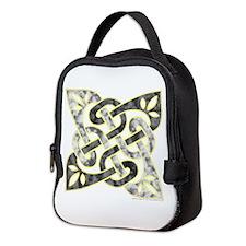 Celtic Dark Sigil Neoprene Lunch Bag