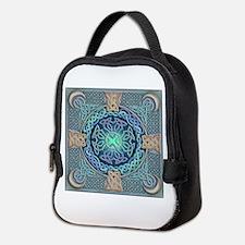 Celtic Eye of the World Neoprene Lunch Bag