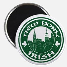 New York Irish American Magnet