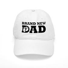 Brand New Dad Baseball Cap