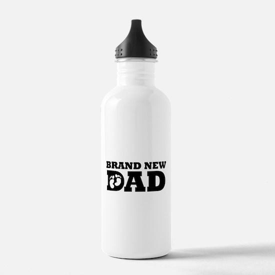 Brand New Dad Water Bottle