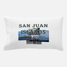ABH San Juan Islands Pillow Case