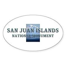ABH San Juan Islands Decal