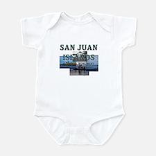 ABH San Juan Islands Infant Bodysuit
