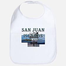 ABH San Juan Islands Bib