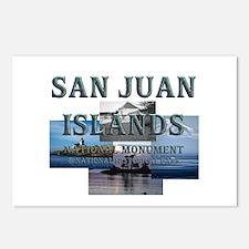 ABH San Juan Islands Postcards (Package of 8)