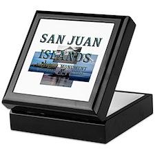 ABH San Juan Islands Keepsake Box