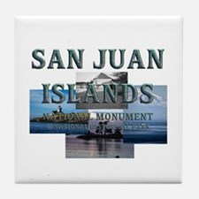 ABH San Juan Islands Tile Coaster