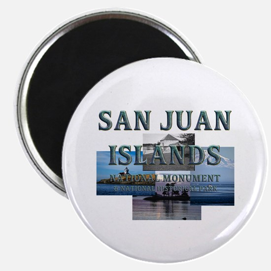 ABH San Juan Islands Magnet