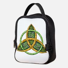 Celtic Trinity Knot Neoprene Lunch Bag