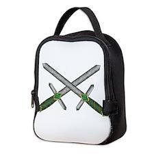 Celtic Crossed Daggers Neoprene Lunch Bag
