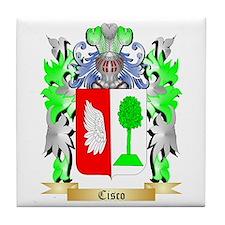 Cisco Tile Coaster