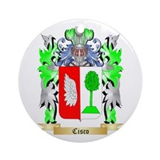 Cisco Ornament (Round)