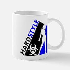 Hardstyle Dancer and Biohazard design Mug