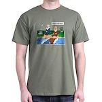 Fishing With Moses Dark T-Shirt