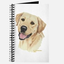 Yellow Labrador Journal