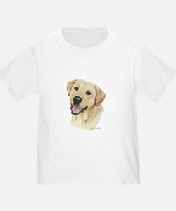 Yellow Labrador T