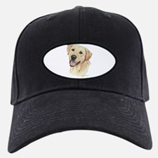 Yellow Labrador Baseball Hat