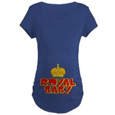 royal baby1 Maternity T-Shirt