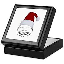 HAPPY SANTA Keepsake Box