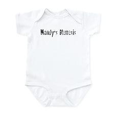 Mandy's Nemesis Infant Bodysuit