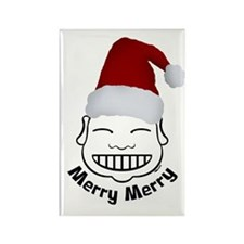 MERRY MERRY Rectangle Magnet