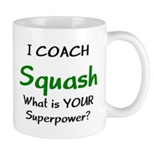 coach squash Coffee Mug