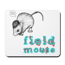 Fieldmouse Mousepad