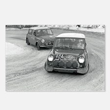 Mini Rally Postcards (Package of 8)
