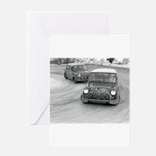 Mini Rally Greeting Card