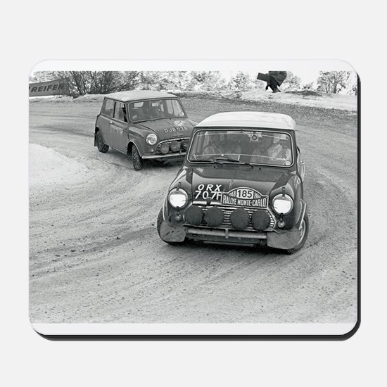 Mini Rally Mousepad