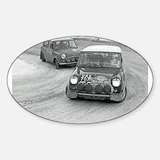 Mini Rally Decal