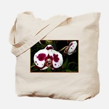 Orchid! Floral photo! Tote Bag