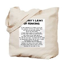 Murphy's Law - Tote Bag