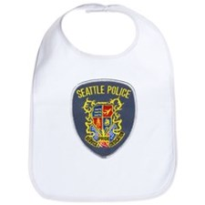 Seattle Police Bib