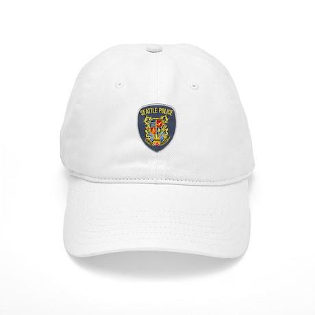 Seattle Police Cap