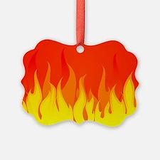 Fires Ornament