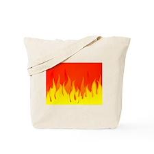 Fires Tote Bag