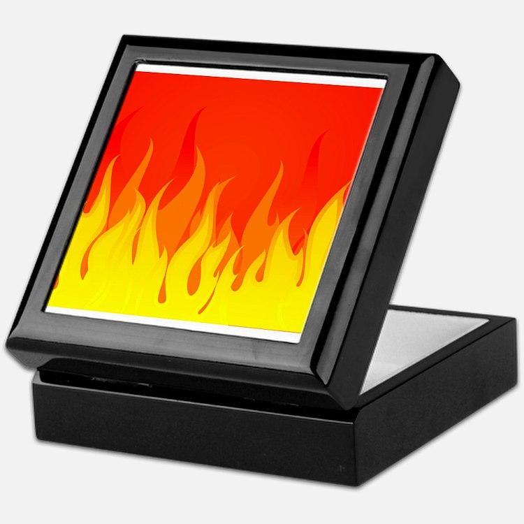 Fires Keepsake Box